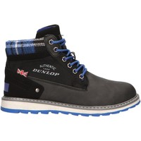 Sapatos Mulher Botas baixas Dunlop 35479 Negro