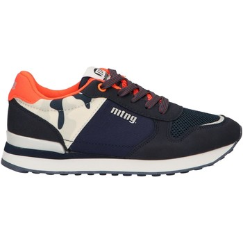 Sapatos Criança Multi-desportos MTNG 47732 Azul