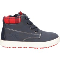 Sapatos Criança Sapatilhas de cano-alto Lois 46060 Azul