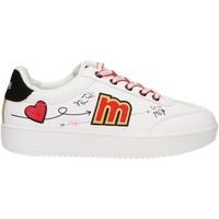 Sapatos Rapariga Multi-desportos MTNG 47938 Blanco