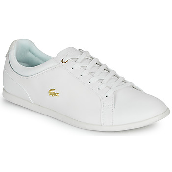 Sapatos Mulher Sapatilhas Lacoste REY LACE 120 1 CFA Branco / Ouro