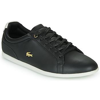 Sapatos Mulher Sapatilhas Lacoste REY LACE 120 1 CFA Preto / Branco