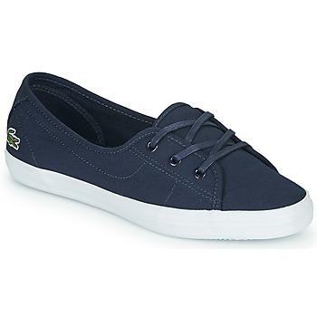 Sapatos Mulher Sapatilhas Lacoste ZIANE CHUNKY BL 2 CFA Marinho