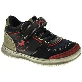 Sapatos Rapaz Botas baixas Lois 46110 Azul