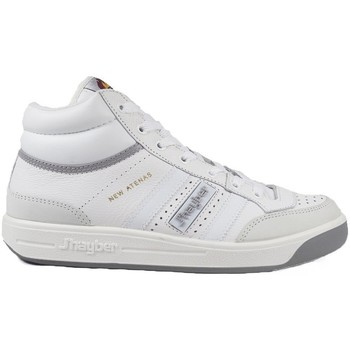 Sapatos Homem Fitness / Training  J´hayber Zapatillas  New Atenas Blanco Branco