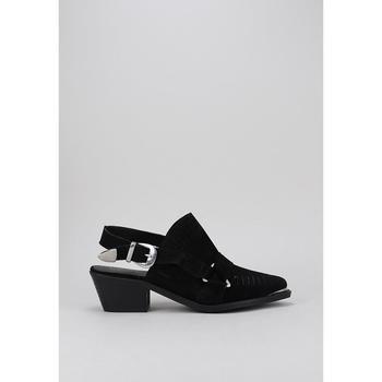 Sapatos Mulher Escarpim Krack  Preto