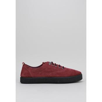 Sapatos Homem Sapatilhas Krack  Bordô