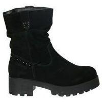 Sapatos Mulher Botins Chika 10 LEONOR 08 Noir