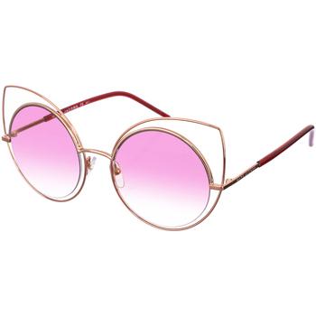 Relógios & jóias Mulher óculos de sol Marc Jacobs Sunglasses Gafas de Sol Marc Jacobs Ouro
