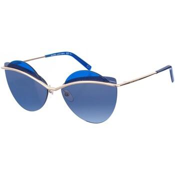 Relógios & jóias Mulher óculos de sol Marc Jacobs Sunglasses Gafas de Sol Marc Jacobs Azul