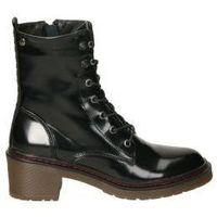 Sapatos Mulher Botins D'angela DCZ16317 Noir