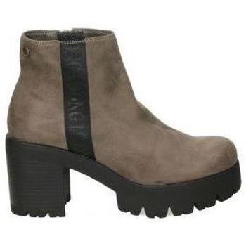 Sapatos Mulher Botins D'angela DCZ16302-M Marron