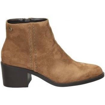 Sapatos Mulher Botins D'angela DSY16443-ME Marron
