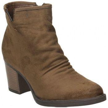 Sapatos Mulher Botins Isteria 9227 Marron