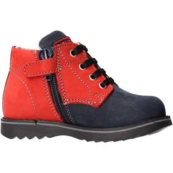 Sapatos Rapaz Botas baixas Balducci - Polacchino blu EXPR2104 BLU