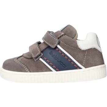Sapatos Rapaz Sapatilhas Balducci - Polacchino grigio MSPO3103 GRIGIO