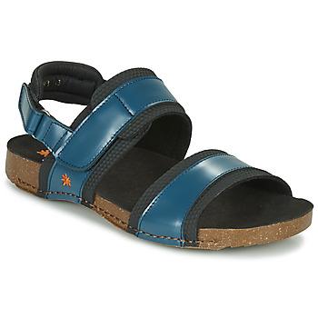 Sapatos Homem Sandálias Art I BREATHE Azul