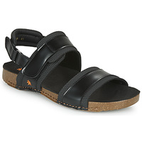 Sapatos Homem Sandálias Art I BREATHE Preto