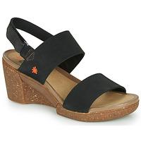 Sapatos Mulher Sandálias Art ROTTERDAM Preto