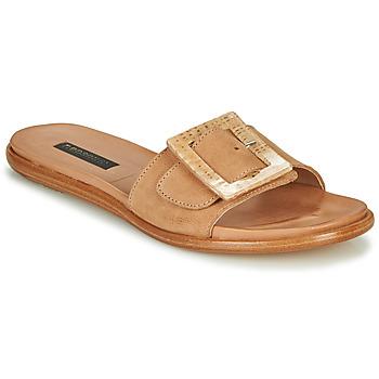 Sapatos Mulher Chinelos Neosens AURORA Bege