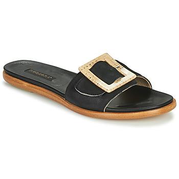 Sapatos Mulher Chinelos Neosens AURORA Preto