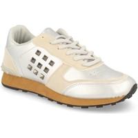 Sapatos Mulher Sapatilhas Ainy M-822 Plata