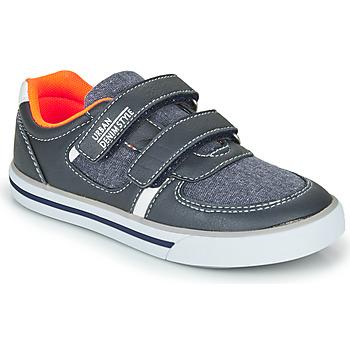 Sapatos Rapaz Sapatilhas Chicco FREDERIC Azul / Laranja