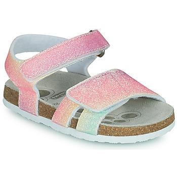 Sapatos Rapariga Sandálias Chicco FIORE Multicolor