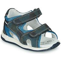 Sapatos Rapaz Sandálias desportivas Chicco GEREMIA Azul