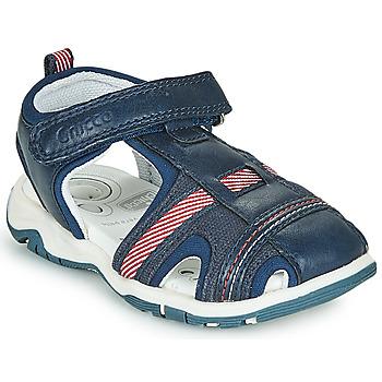 Sapatos Rapaz Sandálias desportivas Chicco CICCIO Azul