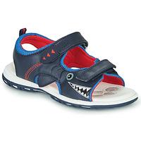 Sapatos Rapaz Sandálias desportivas Chicco CAIL Azul