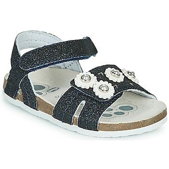 Sapatos Rapariga Sandálias Chicco HELENA Marinho