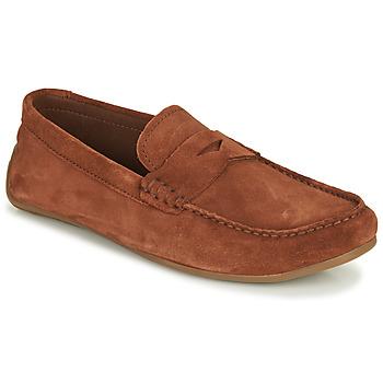 Sapatos Homem Mocassins Clarks REAZOR PENNY Camel