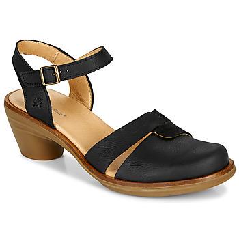Sapatos Mulher Sandálias El Naturalista AQUA Preto