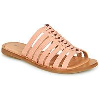 Sapatos Mulher Chinelos El Naturalista TULIP Rosa