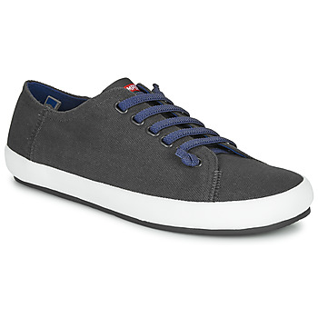 Sapatos Homem Sapatilhas Camper PEU RAMBLA VULCANIZADO Cinza