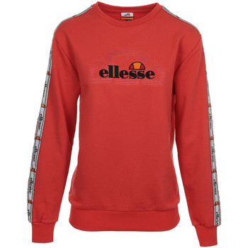 Textil Mulher Sweats Ellesse Bodrum Sweatshirt Wn's Rosa