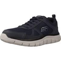 Sapatos Homem Sapatilhas Skechers TRACK SCLORIC Azul