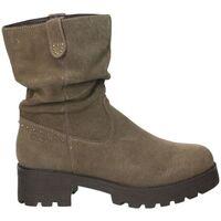 Sapatos Mulher Botins Chika 10 LEONOR 08 Marron