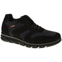 Sapatos Homem Sapatilhas Luisetti 30504 Negro