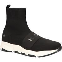 Sapatos Rapariga Sapatilhas de cano-alto Gioseppo 56152 Negro