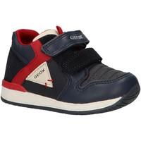 Sapatos Rapaz Sapatilhas Geox B940RC 085ME B RISHON Azul