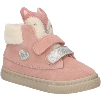 Sapatos Rapariga Botins Gioseppo 56320 Rosa