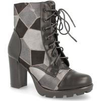 Sapatos Mulher Botas H&d LL88-255 Negro