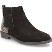 Sapatos Mulher Botins H&d YZ19-28 Negro