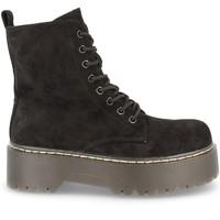 Sapatos Mulher Botas baixas Buonarotti 2AD-9353 Negro