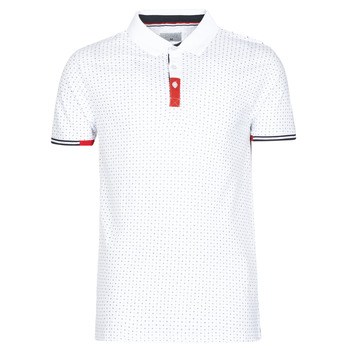 Textil Homem Polos mangas curta Casual Attitude NELLY Branco