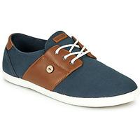 Sapatos Homem Sapatilhas Faguo CYPRESS Marinho / Castanho