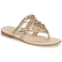 Sapatos Mulher Chinelos Fru.it  Ouro
