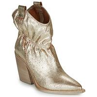 Sapatos Mulher Botins Fru.it LOVITE Ouro